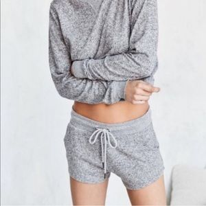 UO sweat shorts